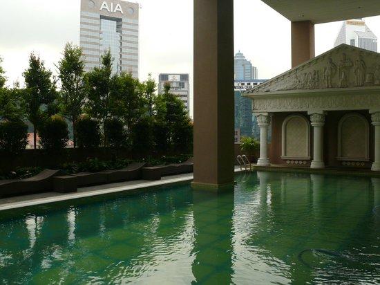 Silka Maytower Kuala Lumpur : Бассейн в отеле