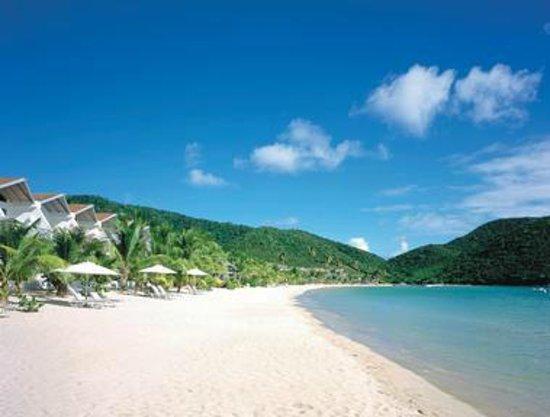 Carlisle Bay Antigua : Beach