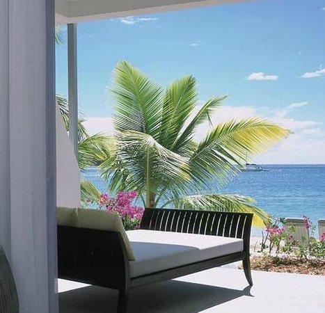 Carlisle Bay Antigua : Suite Terrace