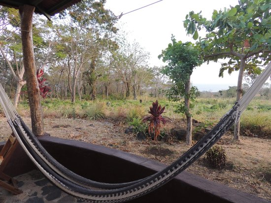 Finca Mystica: View from your private patio