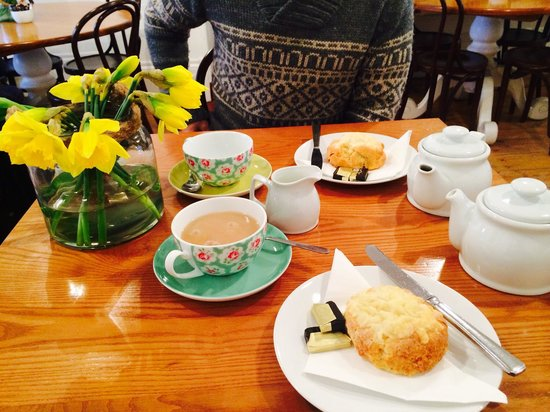 At Sarah's House : Scrummy and reasonably priced