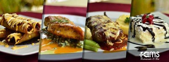 Restaurante Rams: Platillos