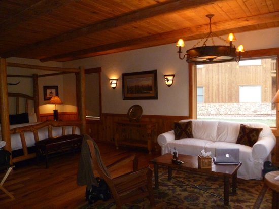 Sorrel River Ranch Resort and Spa : River view room