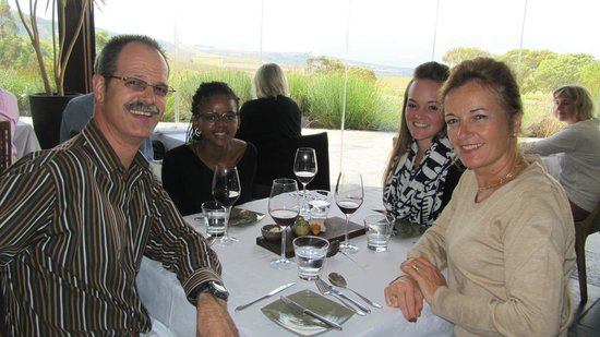 Jordan Wine Estate: Celebration at Jordan's