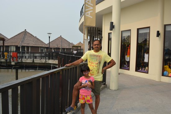 AVANI Sepang Goldcoast Resort: At the hotel...