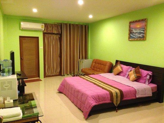 Penang Palace: standard room