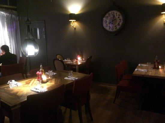 pentahotel Inverness : Restaurante