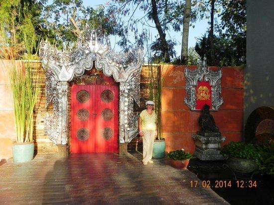 Phuket Botanic Garden : Entrance