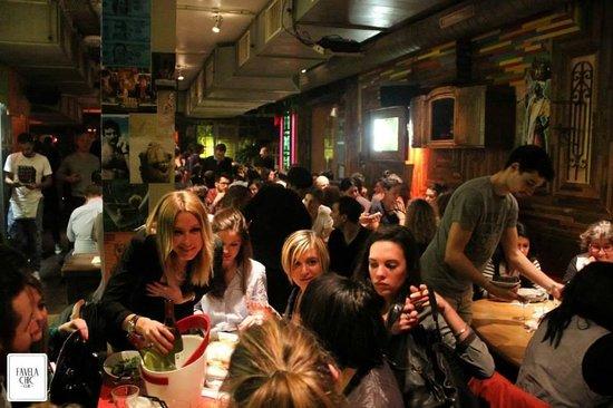 Favela Chic : Le Restaurant