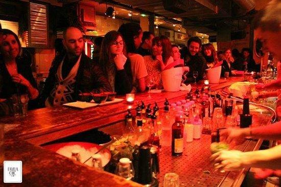 Favela Chic : Le Bar