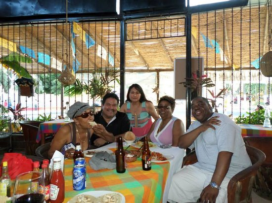 Cuervo's House : Cabo lunch time