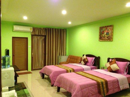 Penang Palace: superior room