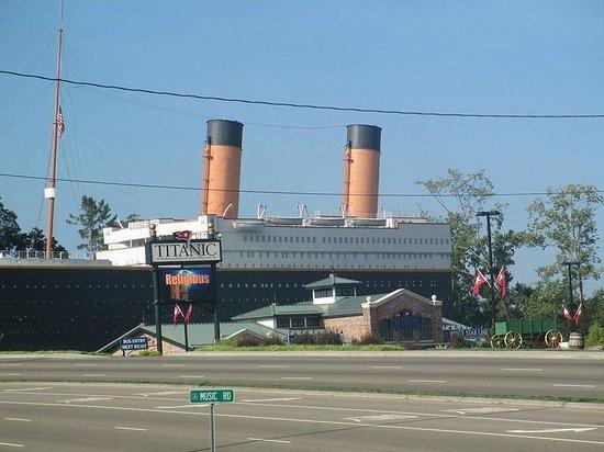 Titanic Museum Attraction: Titanic Museum