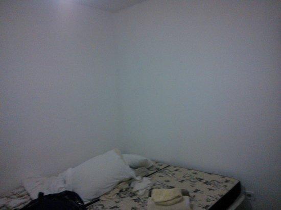 Brisa de Geriba: quarto abafado e não é o que vendem