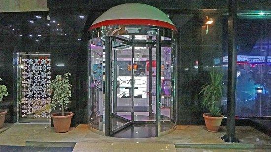Tulip Inn Muscat : L'entrée