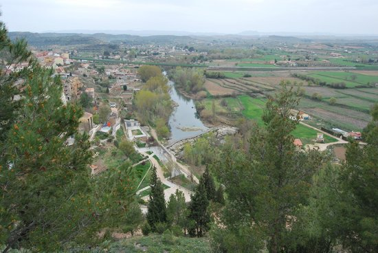 Parador de Alcañiz: Panorama