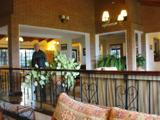 Hotel Sierra Nevada: Sala de estar