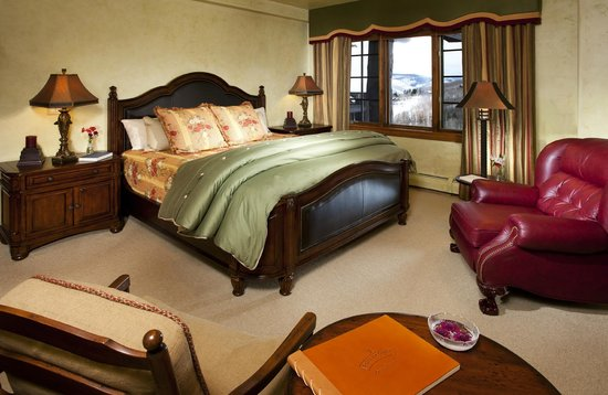 Bear Paw Lodge, Beaver Creek: Bear Paw Master Bedroom