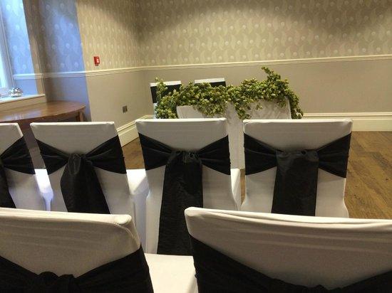 The Green House: Wedding ceremony