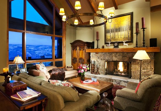 Bear Paw Lodge, Beaver Creek: Bear Paw Living Area