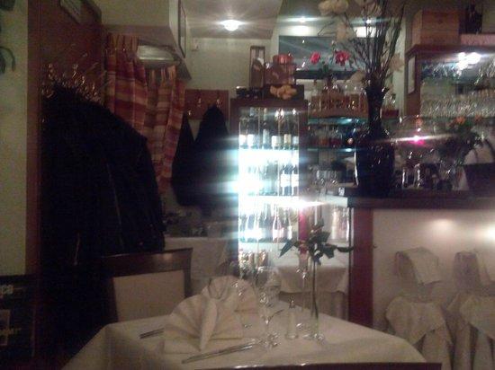 La Dolce Vita: the bar