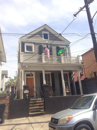 La Maison Marigny B&B on Bourbon: Home away from home in NOLA!