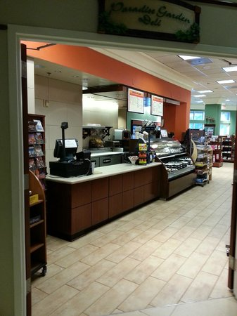 Hilton Grand Vacations on Paradise (Convention Center): Coffee & snack bar
