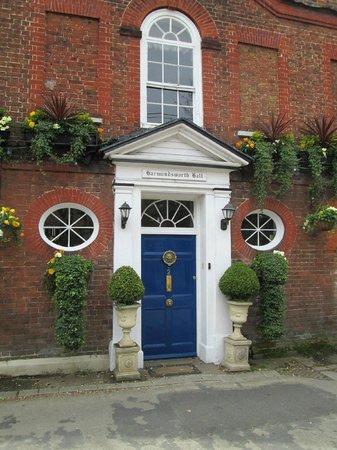 Harmondsworth Hall : Porta de entrada