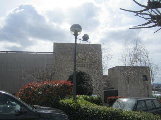 Castillo Gorraiz Hotel Golf & Spa: Fachada del  hotel