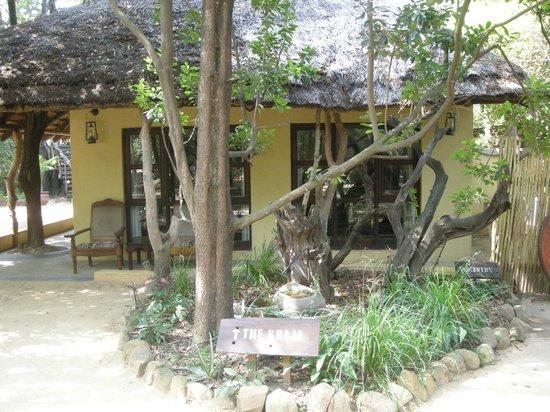 Jock Safari Lodge : The restaurant