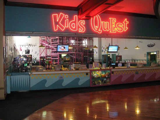 Kids Quest at Boulder Station Hotel Casino