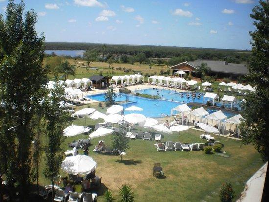 Arapey Thermal Resort and Spa: hermosa vista desde la habitacion