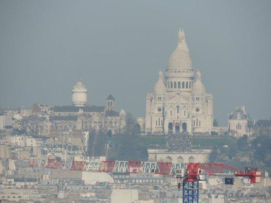 Tours de la Cathedrale Notre-Dame : Sacre Coeur