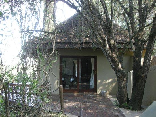 Jock Safari Lodge : The Bar upstairs