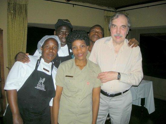 Jock Safari Lodge: The Birthdaysingers and me