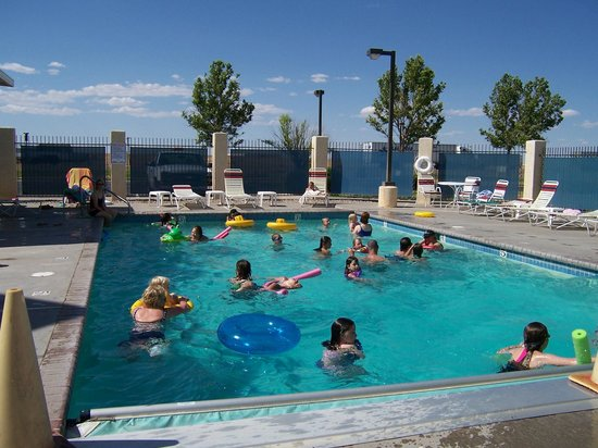Swimming Pool Picture Of American Rv Park Albuquerque Tripadvisor