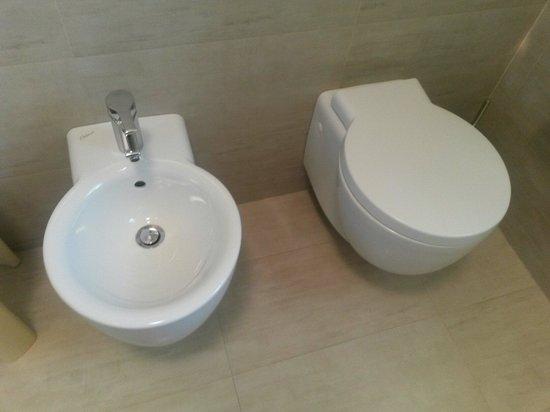 Hotel Adria: I sanitari
