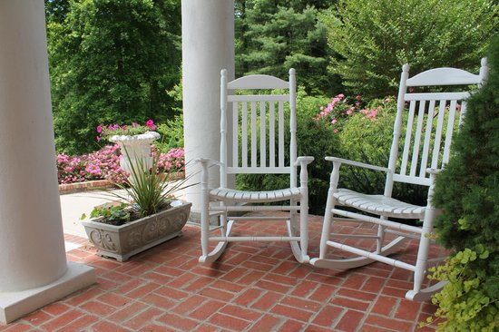 Pleasing No Southern Home Is Complete Without A Rocking Chair On The Gmtry Best Dining Table And Chair Ideas Images Gmtryco