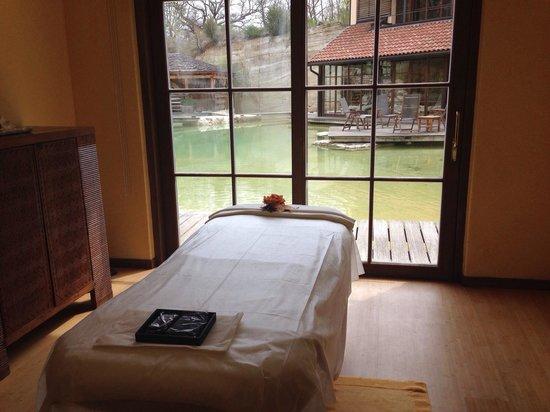 Hotel Adler Thermae Spa & Relax Resort: Sala trattamenti