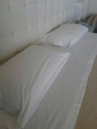Hotel Adria: I cuscini