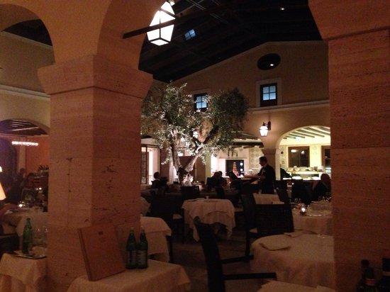 Hotel Adler Thermae Spa & Relax Resort: Ristorante meraviglioso