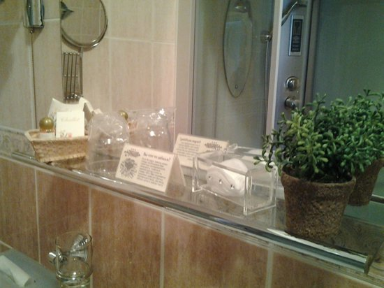 Tverskaya Usadba: Ванная