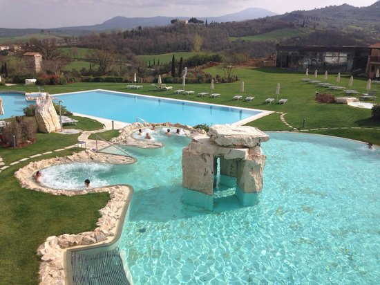 Hotel Adler Thermae Spa & Relax Resort: Parco delle acque