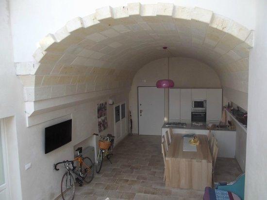Guest House Salento La Tana del Riccio : soggiorno