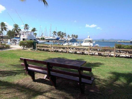 Virgin Gorda Yacht Harbour: Marina Gardens