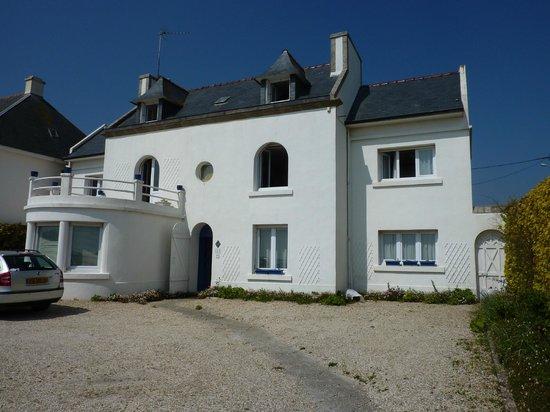 Villa Keris - Face Ocean : la maison