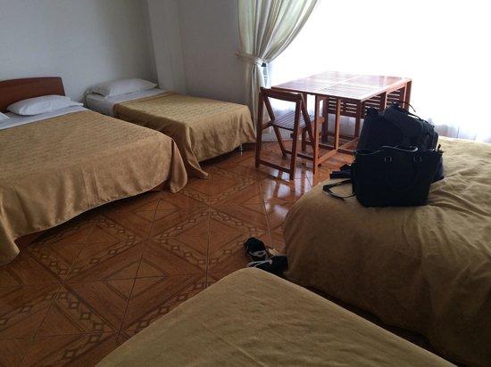 A Bogota On Holidays: Mi habitacion muy grande