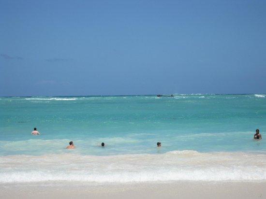Grand Bahia Principe Punta Cana: beach