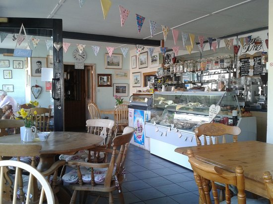 The Cosy Tea Rooms of Elham: Inside the Cosy Tea Rooms