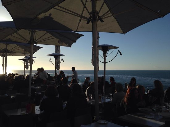 George's at the Cove : View